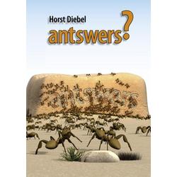 antswers als Buch von Horst Diebel