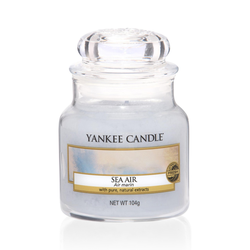 YANKEE CANDLE Kleine Kerze SEA AIR 104 g Duftkerze