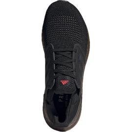 adidas Ultraboost 20 M core black/grey five/signal pink 44 2/3