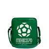 Logoshirt LOGOSHIRT Tasche mit Mexico 70 Fußball-WM Aufdruck Mexico 70 Fußball-Weltmeisterschaft grün