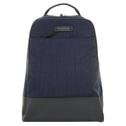 bugatti Laptoprucksack BUONO, Medienhülle blau