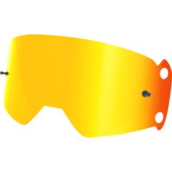 FOX Vue STD Vervangende lens, geel, Eén maat