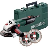 METABO W 9-125 Quick inkl. 2 Diamantrennscheiben + Koffer 600374510