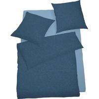 Schlafgut Select Lipari nachtblau (155x220+80x80cm)