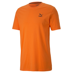 PUMA Herren Shirt 'Recheck' orange / anthrazit