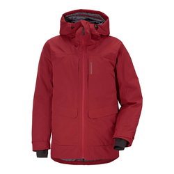 Didriksons Dale Men's Jacket 2 element red - Winterjacke rot S element red
