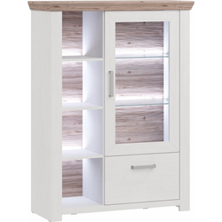 set one by Musterring Highboard york, Typ 14