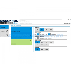 DATAPOOL NScan Plus for DocuWare