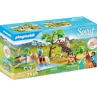 Playmobil Spirit Riding Free Herausforderung am Fluss 70330