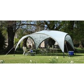 Coleman Event Shelter 3,6 x 3,6 m weiß/grau