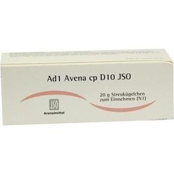 JSO Ad 1 Avena cp D 10 Globuli 20 g