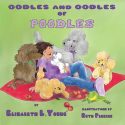 Oodles and Oodles of Poodles als Taschenbuch von Elizabeth L Young