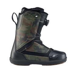 K2 Snowboard - Lewiston Camo 2020 - Herren Snowboard Boots - Größe: 9,5 US