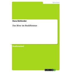 Das Böse im Buddhismus