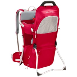 Vaude - Shuttle Base Dark Indian Red - Babytragen