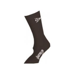 Dunlop Tennissocken -Mens Crew- 3er Pack (= 3 Paar)-schwarz
