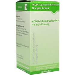 ACOIN-Lidocainhydrochlorid 40mg/ml