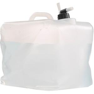 Faltbarer Wasserkanister mit Zapfhahn, 20 Liter, ideal für Trinkwasser
