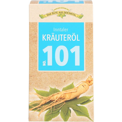 101 Kräuteröl Inntaler 100 ml