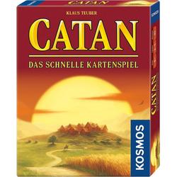Kosmos Spiel, Catan - Das schnelle Kartenspiel