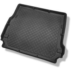 Mossa Kofferraummatte - Ideale Passgenauigkeit - Höchste Qualität - Geruchlos - 5902538557344