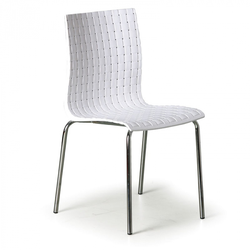 Stuhl mezzo 3+1 gratis, weiß