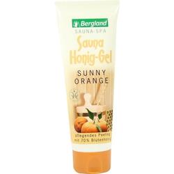 Sauna Honig-Gel Sunny Orange