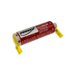 Powery SPS-Lithiumbatterie kompatibel mit Maxell Typ ER6C Batterie, (3.6 V)