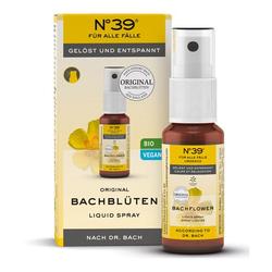 BACHBLÜTEN Notfall No.39 Spray 20 ml