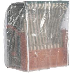 Sonnen Partner Strandkorb-Schutzhülle, für Strandkörbe, BxLxH: 155x105x160 cm, anthrazit