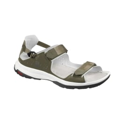 Salomon - Tech Sandal Feel Gra - Wandersandalen - Größe: 9,5 UK