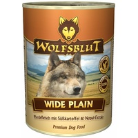 WOLFSBLUT Wide Plain Nassfutter