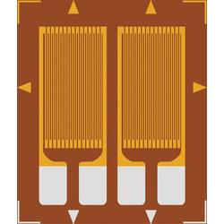 Dehnmessstreifen 1 St. ECF-350-3FB-(11)-O-SP (L x B) 7.4mm x 7.2mm
