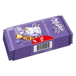 Mondelēz Milka Alpenmilch Die Kleine 5er Pack