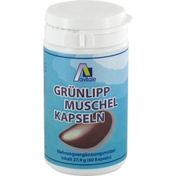 GRÜNLIPPMUSCHEL VEGI-Kaps 60 St