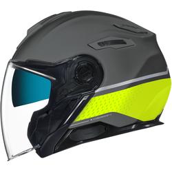Nexx X.Viliby Streetgeist Jet Helm Grijs 2XS