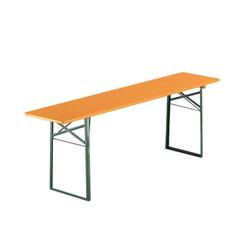 Bierzelt Tisch 50cm breit - Model Kiefer