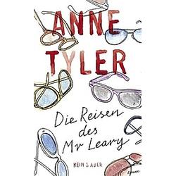 Die Reisen des Mr Leary. Anne Tyler  - Buch