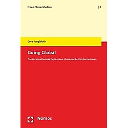 Going Global. Cora Jungbluth  - Buch