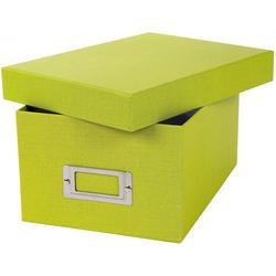 Goldbuch 85 976 Aufbewahrungsbox Fotobox Bella Vista grün