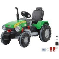 Jamara Ride-on Traktor Power Drag grün (460276)