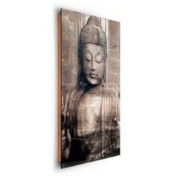 Bild NEW BUDDHA (BH 60x90 cm)