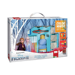Disney Frozen Malvorlage Color Maker Frozen 2