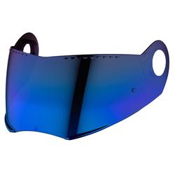 Schuberth Visier E1, blau versiegelt Größe 61-65