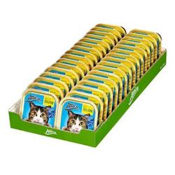 Attica Katzenfutter MSC Seelachs 100 g, 32er Pack