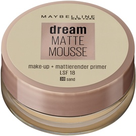 Maybelline Dream Matte Mousse LSF 18 30 Sand18 ml