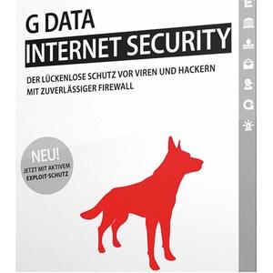 G DATA Internet Security 2020 * 3 PC * 1 Jahr *  Lizenz * GData