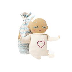 Lulla doll Sky: die Einschlafpuppe mit echtem Herzschlag