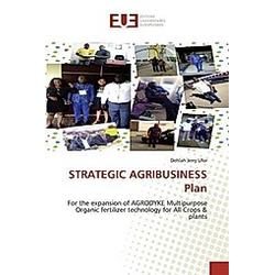 STRATEGIC AGRIBUSINESS Plan. Dehlah Jerry Ufor  - Buch