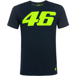VR46 Logo T-Shirt blau XL